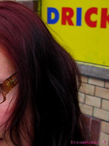 Tvåfärgat hår
