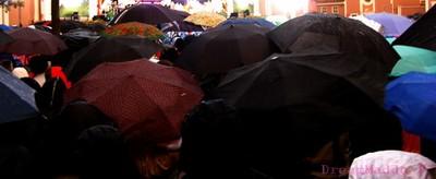 Lotta på Liseberg - Det började regna