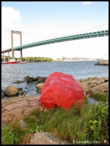 Röda sten - Göteborg