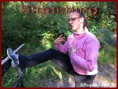 Stretching är viktigt