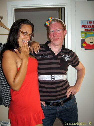 Jag och Mats :)