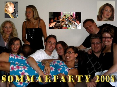Sommarparty 2008
